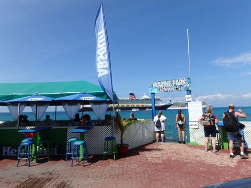 Marine Park, Grand Cayman Island